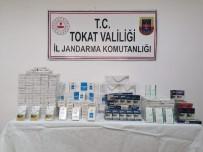 İRAN - Kaçak Sigara Yakalanan Şahıslara 11 Bin 900 Lira Ceza