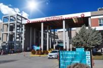 ACIL SERVIS - Kırşehir Eğitim Ve Araştırma Hastanesi Bir Yılda 1 Milyon 133 Bin Hastaya Baktı