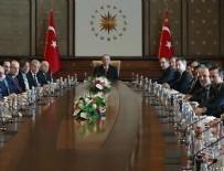 CUMHURBAŞKANLIĞI KÜLLİYESİ - Kulüp başkanları Cumhurbaşkanı'yla buluştu!