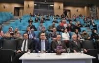 GÖLGELI - Kütahya'da 'Bağımlılıkla Mücadele' Konferansı