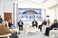 KıRGıZISTAN - Malatya İle Kırgızistan'da Bir Şehir Kardeş Şehir Olacak