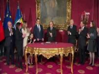 İŞÇI PARTISI - Malta'nın Yeni Başbakanı Abela Yemin Etti