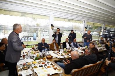 Manavgat Belediye Başkanı Sözen Açıklaması 'Tanzim Satışla İlgili Belediye Şirketimizi Kurduk'