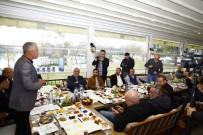 ŞÜKRÜ SÖZEN - Manavgat Belediye Başkanı Sözen Açıklaması 'Tanzim Satışla İlgili Belediye Şirketimizi Kurduk'