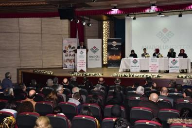 Manisa'da 'Hikayemizin Yarım Asırlık Sesi' Paneli