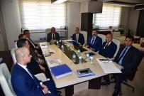 MEHMET ÖZGÜR - Manisa'ya Elektronik Denetim Sistemi Kurulacak