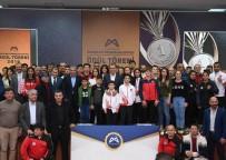 MUHAKEME - Mersin'de Amatör Spor Kulüplerine Malzeme Yardımı Yapılacak