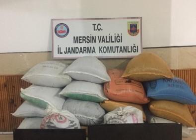 Mersin'de Evden Hırsızlık Zanlıları Yakalandı