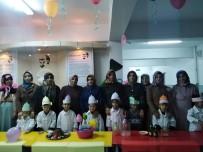 Minik Öğrenciler, Aileleriyle Birlikte Deneyler Yaptı