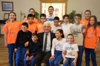 MILLI TAKıM - Muğla Büyükşehir'in Masa Tenisi Sporcusu Milli Takımda