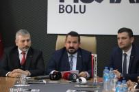 3 ARALıK - MÜSİAD Bolu Şubesi'ndeki İstifalarla İlgili Açıklama