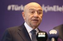 KULÜPLER BIRLIĞI VAKFı - Nihat Özdemir Açıklaması 'Türk Futbolunu Her Yönüyle Her Konuda Masaya Yatırdık'