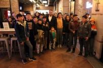 Öğrenciler 'Rafadan Tayfa Göbeklitepe'yi İlgiyle İzlediler
