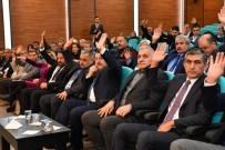 GENÇLİK MECLİSİ - Ortahisar Kent Konseyi Başkanını Seçti.