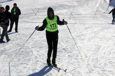 Özel Sporcular Türkiye Kayak Şampiyonası Erzurum'da Düzenlendi