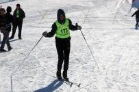 MILLI TAKıM - Özel Sporcular Türkiye Kayak Şampiyonası Erzurum'da Düzenlendi
