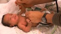 MEDIKAL - Prematüre Doğan Bebeğin Kalbindeki Damar Açıklığı Anjiyografik Yöntemle Kapatıldı