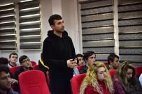 Rektör Çakmak, Lise Öğrencileri İle Buluştu