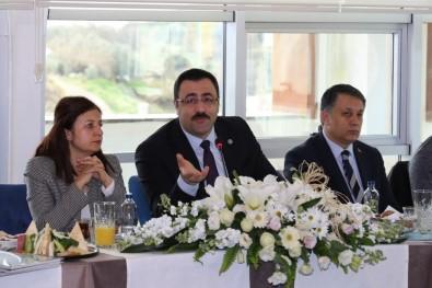 Rektör Prof.Dr.Kalan Açıklaması ' Güçlü Basın Güçlü Demokrasinin Tesisini Sağlar'