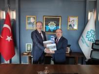 Rektör Uzun, Türkiye Maarif Vakfı İşbirliği İstişare Toplantısına Katıldı