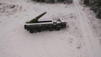 KıRGıZISTAN - Rusya 25 Bin Askeriyle Tatbikata Başladı