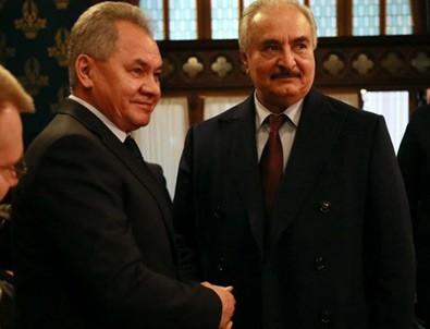 Rusya: Hafter ateşkes anlaşmasına olumlu bakıyor