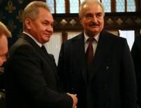MEVLÜT ÇAVUŞOĞLU - Rusya: Hafter ateşkes anlaşmasına olumlu bakıyor