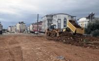 ALPARSLAN TÜRKEŞ - Santral Mahallesine 22 Metrelik Yeni Yol