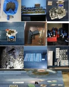 Şarköy'de 1 Yılda 370 Litre Kaçak Alkol Ve 83 Paket Kaçak Sigara Ele Geçirildi
