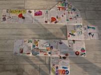 ÇALIŞAN GAZETECİLER - SGM'li Çocuklar 10 Ocak Çalışan Gazeteciler Gününü Kutladı