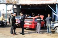 Silahlı Otomobil Tamiratı Kavgası Açıklaması 1 Yaralı