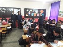 Silvan'da Kazanım Değerlendirme Sınavı