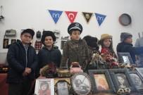 YEŞILÇAM - Tarihi Okulun Bir Sınıfını Müzeye Çevirdiler