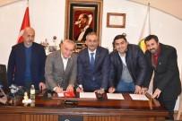 Tarsus Belediyesi'nde Toplu İş Sözleşmesi İmzalandı