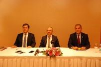 Üç İl Başkanı İzmir İçin Buluştu