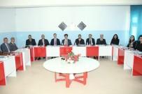 MUSTAFA DOĞAN - Üniversite Senatosu Musabeyli'de Toplandı