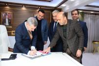 Yeşilyurt Belediyesi'nde Toplu Sözleşme İmzaladı