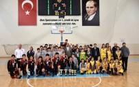 Yıldızlar Kız-Erkek Basketbol Müsabakaları Tamamlandı