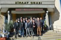 Ziraat Odası Başkanları Çiftçiler İçin Ankara'ya Gidecek