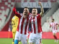 YENİ MALATYASPOR - Ziraat Türkiye Kupası Açıklaması D.G. Sivasspor Açıklaması 4 - BTC Türk Yeni Malatyaspor Açıklaması 0