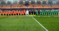 İBRAHIM DEMIR - Ziraat Türkiye Kupası Açıklaması Medipol Başakşehir Açıklaması 0 - GMG Kırklarelispor Açıklaması 0 (İlk Yarı)