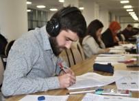 350 Bin Kitap Ve Materyalle Bölgenin En Büyük Kütüphanesi 24 Saat Öğrencilerin Hizmetinde