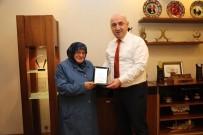 82 Yaşındaki Kadriye Teyze, 2 Yılda 30 Tekerlekli Sandalye Bağışladı