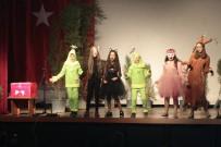 Akhisar Belediyesi Çocukları Tiyatro İle Buluşturuyor