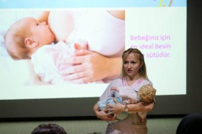 Anne Adaylarına 'Gebelik Takibi Ve Doğum Semineri'