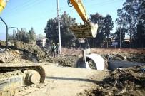 BORU HATTI - ASTİS Su Baskınlarından Kurtarılıyor