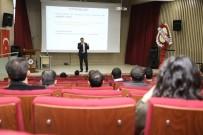 657 - Battalgazi Belediyesi'nde Hizmet İçi Eğitim Semineri