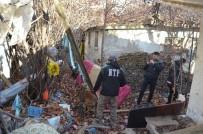 Bolu'da Metruk Binalara Yönelik Uyuşturucu Uygulaması Yapıldı