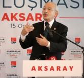 KEMAL KILIÇDAROĞLU - CHP Genel Başkanı Kılıçdaroğlu Aksaray'da Muhtarlarla Bir Araya Geldi