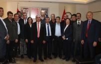 KEMAL KILIÇDAROĞLU - CHP İl Başkanı Ali Çankır Açıklaması Güçlü Bir Kadro İle Yönetime Adayım